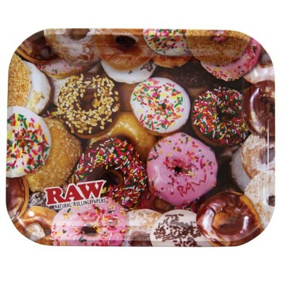 RAW ROLLING TRAY DONUTS -...