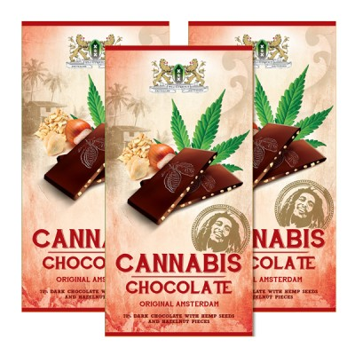 HEMP DARK CHOCOLATE...