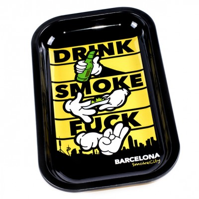 V-SYNDICATE BCN SMOKE CITY...