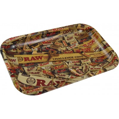 RAW MIX METAL ROLLING TRAY...