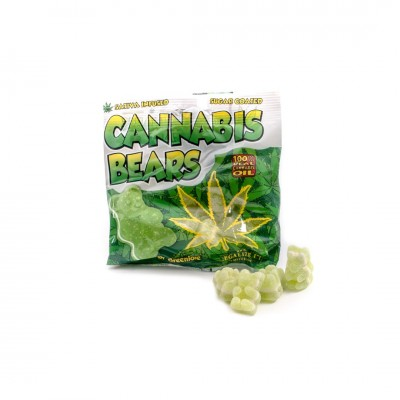CANNABIS CANDIES BEARS
