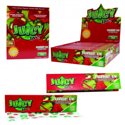 JUICY JAY'S STRAWBERRY KIWI...