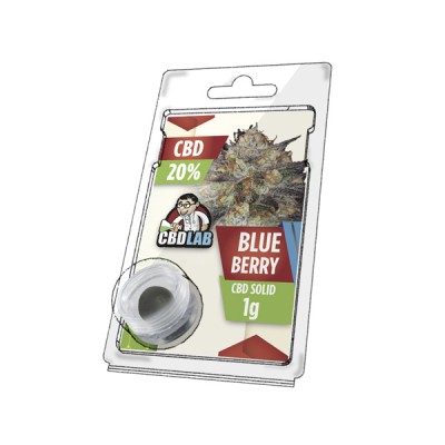 CBD LAB JELLY 20% BLUEBERRY 1G