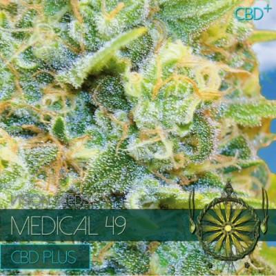 MEDICAL 49 CBD MED 5 SEEDS...