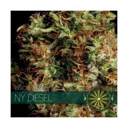 NY Diesel FEM 3 Seeds – Vision