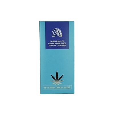HEMP DARK CHOCOLATE SEA...