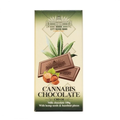 HEMP MILK CHOCOLATE...