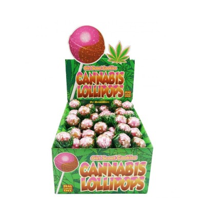 CANNABIS LOLLIPOPS GIRL...