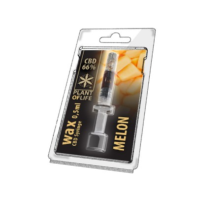 WAX 66% MELON 0,5ML