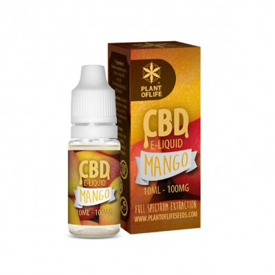 E-LIQUID CBD 1% MANGO FRUIT...