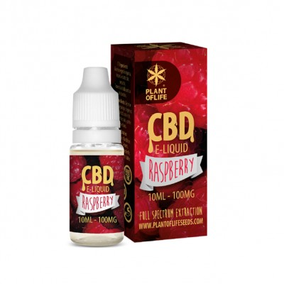 E-LIQUID CBD 1% RASPBERRY...