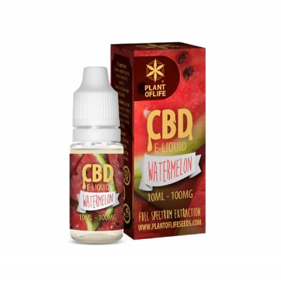 E-LIQUID CBD 1% WATERMELON...