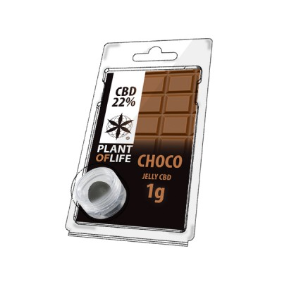 JELLY 22% CBD CHOCOLATE 1G