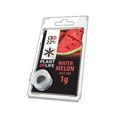 JELLY 22% CBD WATERMELON 1G