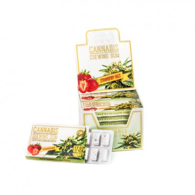 CANNABIS CHEWING GUM -...
