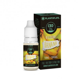 E-Liquid CBD 3% BANANA...