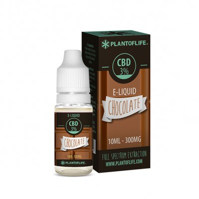 E-LIQUID CBD 3% CHOCOLATE...