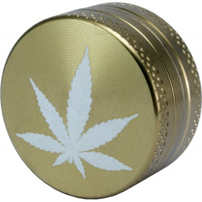 ALUMINUM GRINDER WITH...