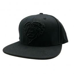 Lion 420 Heart Snapback Cap...