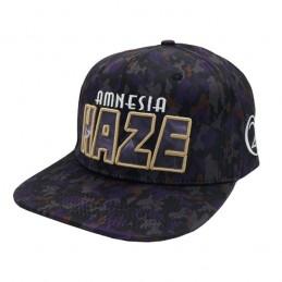 Amnesia Haze 420 Camo Cap -...