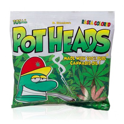 CANDIES CANNABIS POT HEADS...