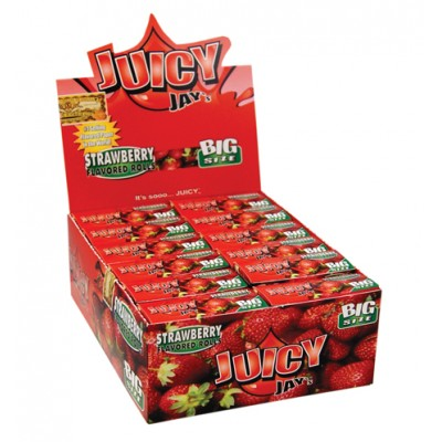 JUICY JAY'S STRAWBERRY...