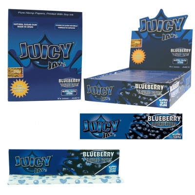 JUICY JAY'S BLUEBERY KS -24...