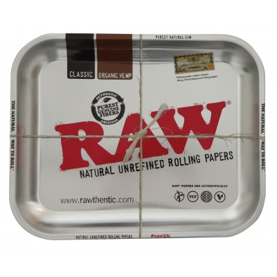 RAW METAL TRAY MEDIUM...