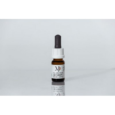 CBD MCT OIL 20% 10ML