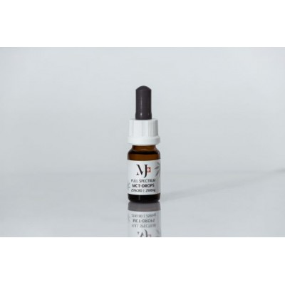 CBD MCT OIL 25% 10ML