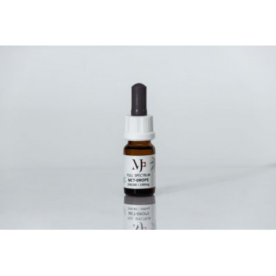CBD MCT OIL 10% 10ML