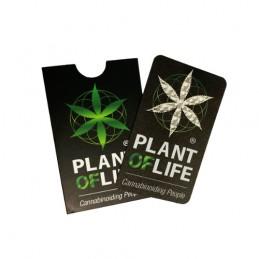 PLANT OF LIFE GRINDER CARD...