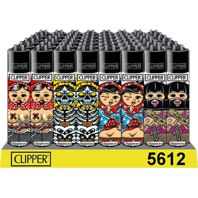 CLIPPER LIGHTERS...