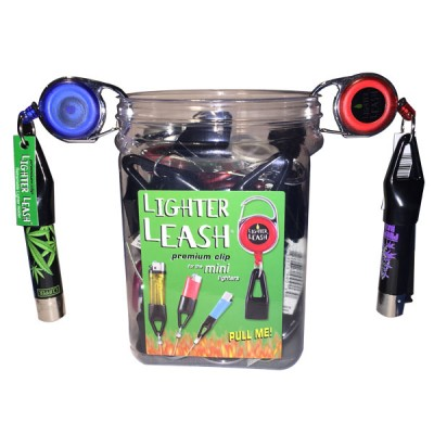 LIGHTER LEASH - JAR OF 30...