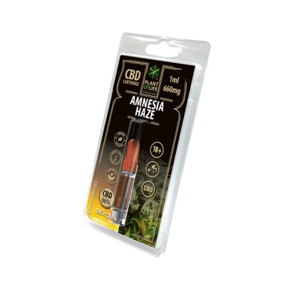 CARTRIDGE AMNESIA 1ML 66% CBD
