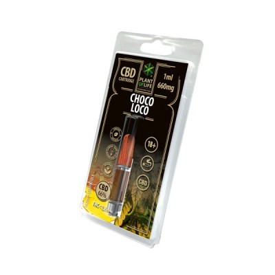 CARTRIDGE CHOCOLOCO 1ML 66%...
