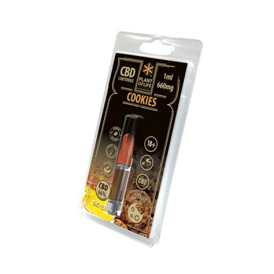 CARTRIDGE COOKIES 1ML 66% CBD