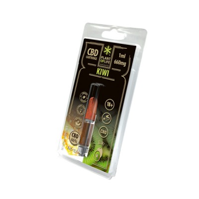 CARTRIDGE KIWI 1ML 66% CBD