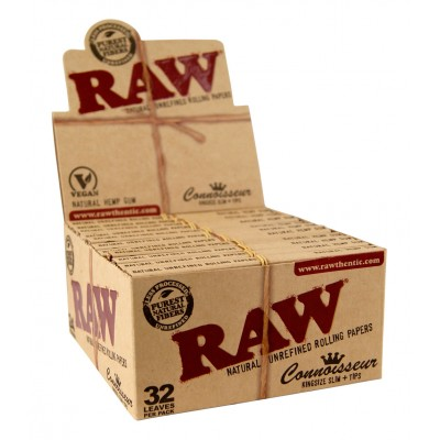 RAW CONNOISSEUR KS SLIM...