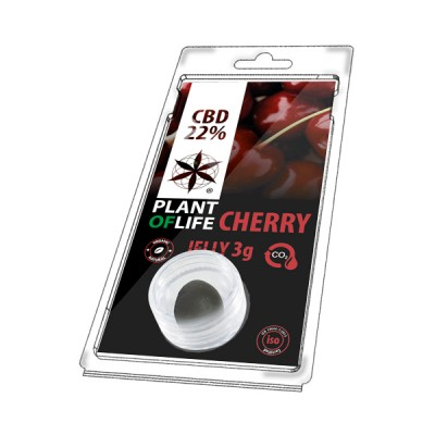 22% JELLY 3G CHERRY