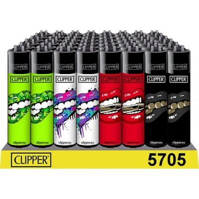 CLIPPER LIGHTERS LIPS...