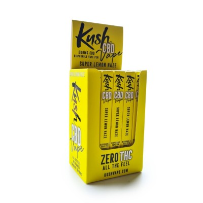 KUSH VAPE PEN - SUPER LEMON...