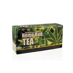 CANNABIS HEMP BUD TEA - DR...