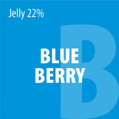 BULK JELLY 22% BLUEBERRY
