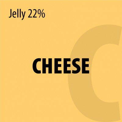 BULK JELLY 22% CHEESE