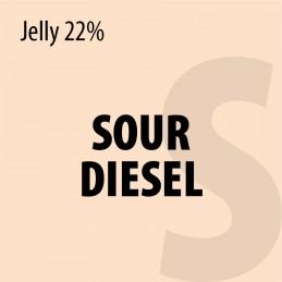 BULK JELLY 22% SOUR DIESEL