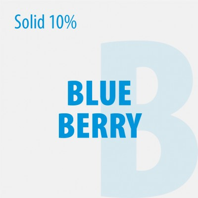 BULK SOLID 10% BLUEBERRY