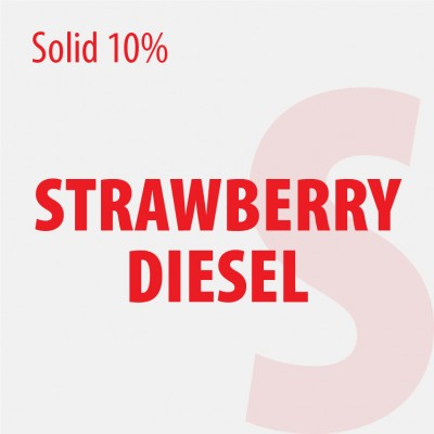 BULK SOLID 10% STRAWBERRY...