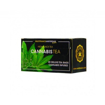 CANNABIS TEA - BLACK HIGH...