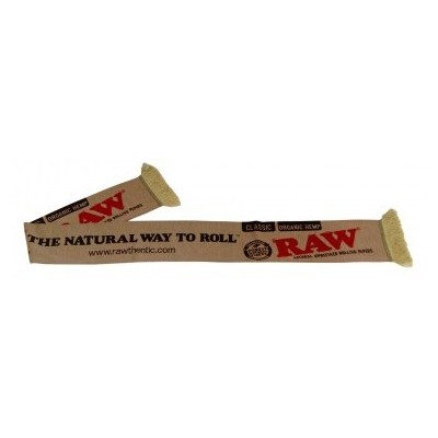 RAW WINTER SCARF - TAN